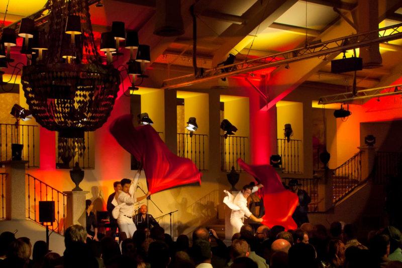 Proyecto iluminación y sonido para eventos, Visual gs, servicios audiovisuales para empresas en Madrid